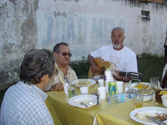 Olympio Serra, Ordep Serra e Roberto Mendes